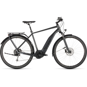 Cube Touring Hybrid 400 E-Trekking Bike grey